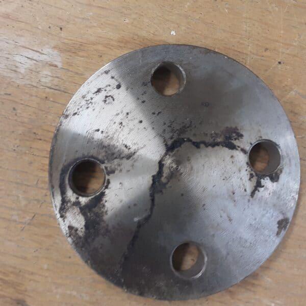Putkiston sulkulaippa halkaisija 140mm