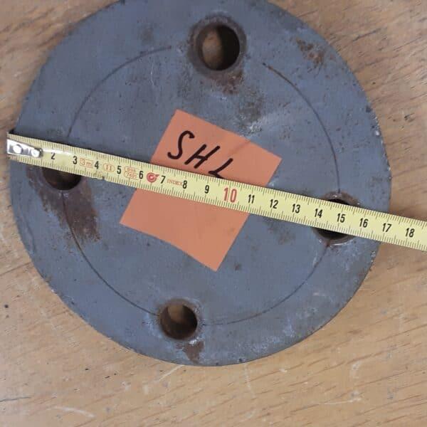 Putkiston sulkulaippa halkaisija 170 mm