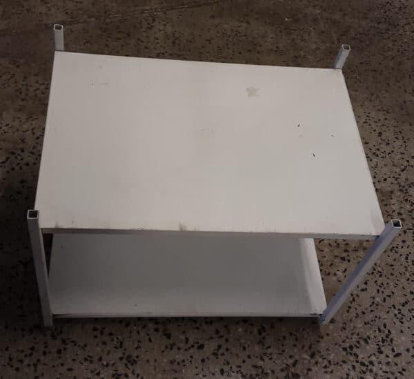Metallitaso 40x41x55 cm