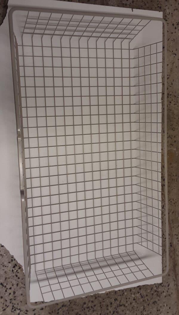 Hyllykori harmaa 93,5x53,5x16 cm
