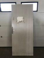 Kylmiön vanha vasenkätinen ovi 204,5*84,5 cm