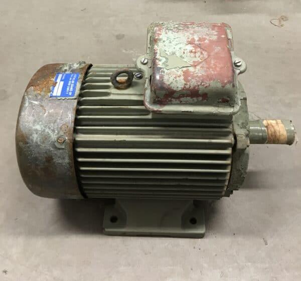 Sähkömoottori 380V 5,5 kW