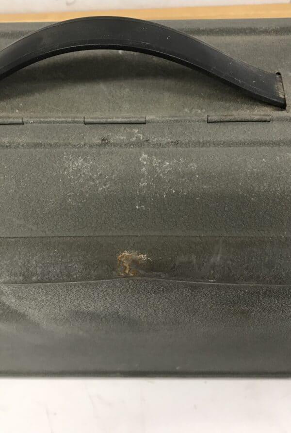 ELNA ompelukone (Heinäsirkka) kantolaukulla