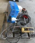 ABUS sähkökäyttöinen ketjunostin