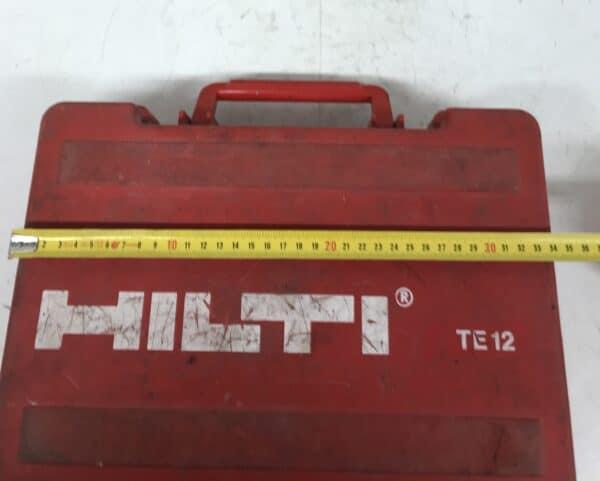 Koneen kuljetuslaatikko Hilti TE 12