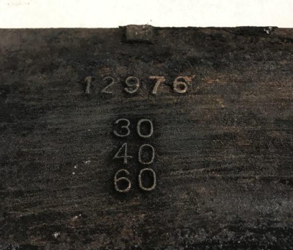 Puuhellan Kotiliesi 30 keittotason reunapala 53,5*11 cm