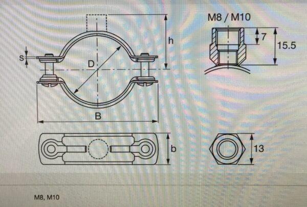 Hilti putkenpidin MP-h 45-52