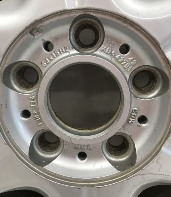 Alumiinivanteet BMW