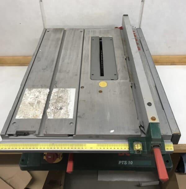 Pöytäsirkeli Bosch PTS 10 varaosiksi
