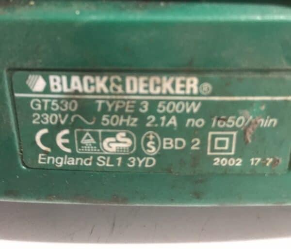 Pensasleikkuri Black & Decker GT 530