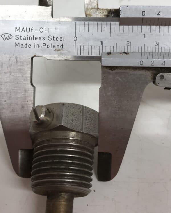 Anturitasku 1/2″ haponkestävä 90mm