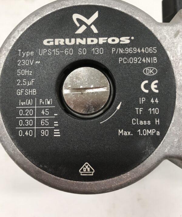 Grundfos UPS 15-60 SO 13
