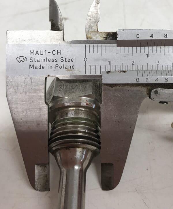 Anturitasku 1/2″ haponkestävä 145 mm