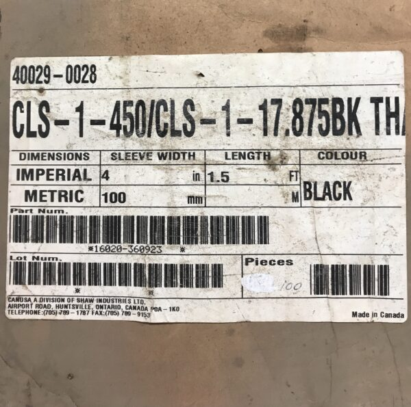 Canusa CLS-1-450