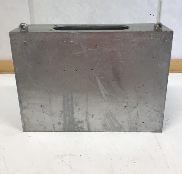 Alumiinikotelo keskusaihio 38 cm * 28 cm