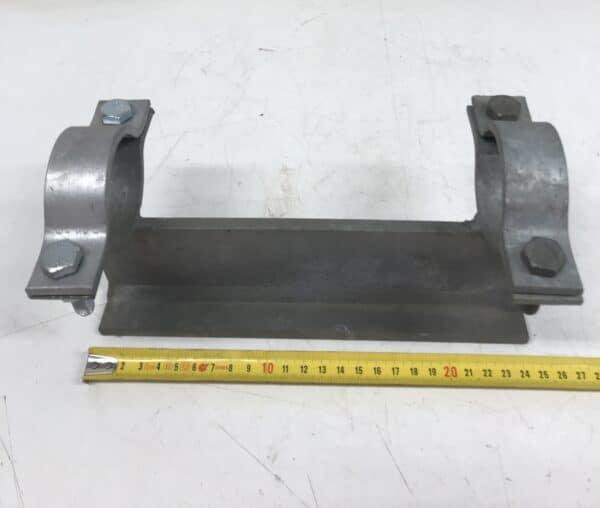 Putkiston liukukannake n. 60 mm putkelle