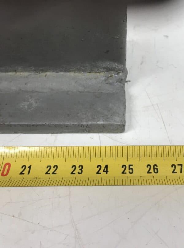 Putkiston liukukannake n. 90 mm putkelle