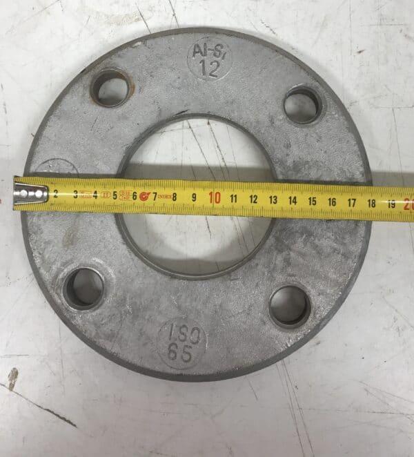 Alumiini irtolaippa AI-Si 12 NT 10 ISO 65 EA 183 mm