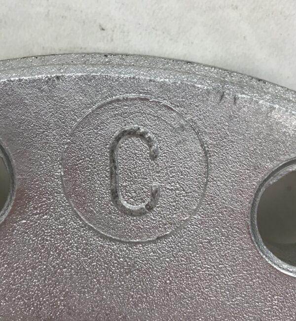 Alumiini putkilaippa