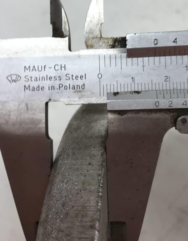 Alumiini irtolaippa