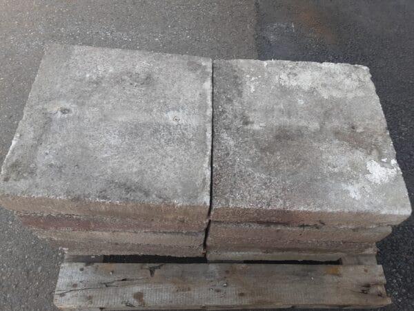 Betonipaino 60 kg 50x50 cm