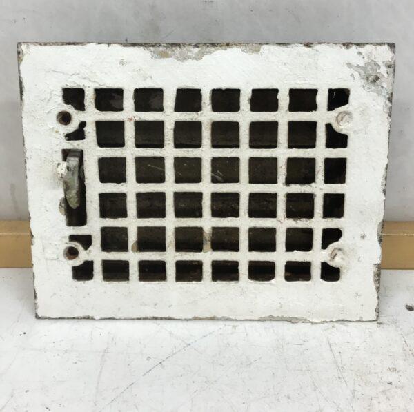 Ilmastointikanavan suuluukku avattavilla ritilöilä 24 * 19 cm