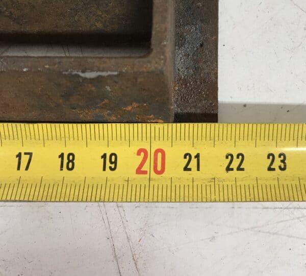 Ilmastointiritilä 23x31 cm Högfors 5B3