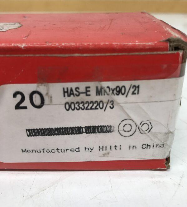 Hilti ankkuritanko HAS-E M10×90/21