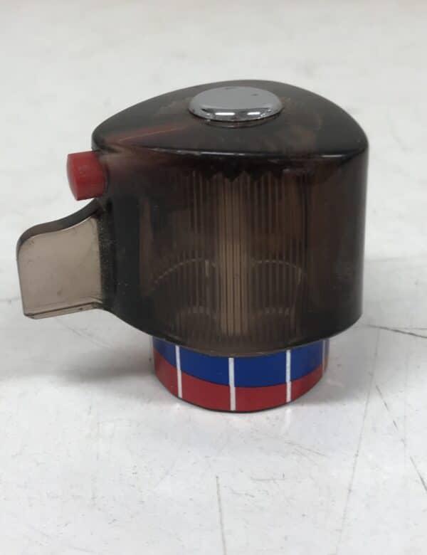 OSY suihkutermostaatin ruskea säätönuppi