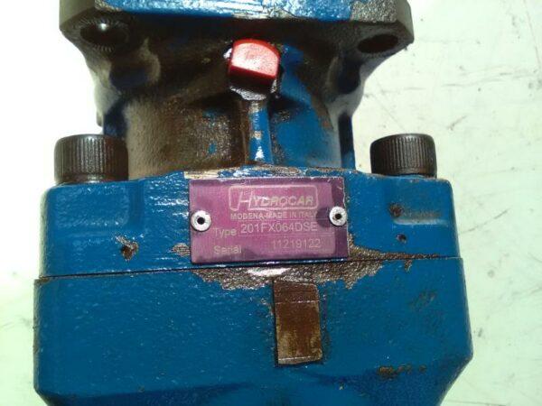Hydrocar pumppu 201FX064DSE