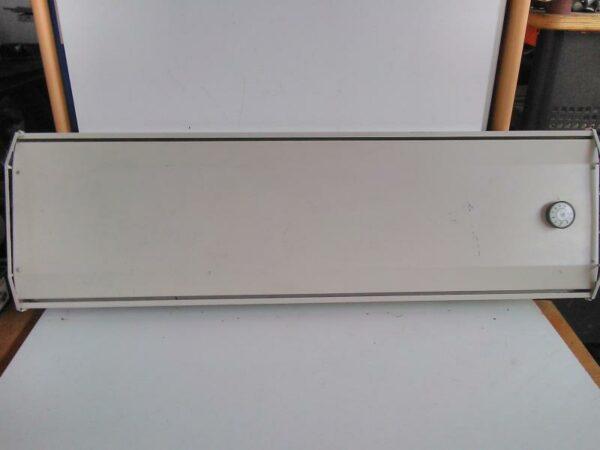 Sähkölämmitin 900W vaalean harmaa