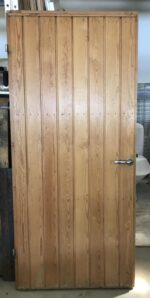 Saunan ovi 184x82 cm vasenkätinen