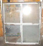 Neliruutuinen ikkuna 80x90 cm
