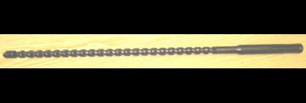 Ø 15 mm poraussyvyys 410 mm TES-Kiinnitys