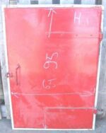 Metalliluukku 65 x 95 cm