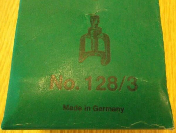 Kukko 128-3 Pallonivelulosvedin 29 mm