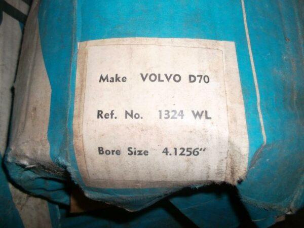 Moottorin sylinteri Volvo D70