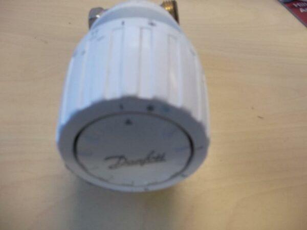 Patteritermostaatti Danfoss