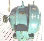 Sähkömoottori Siemens 0,6 kw