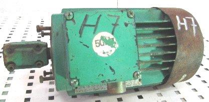 Sähkömoottori Grundfos 1,1 kw