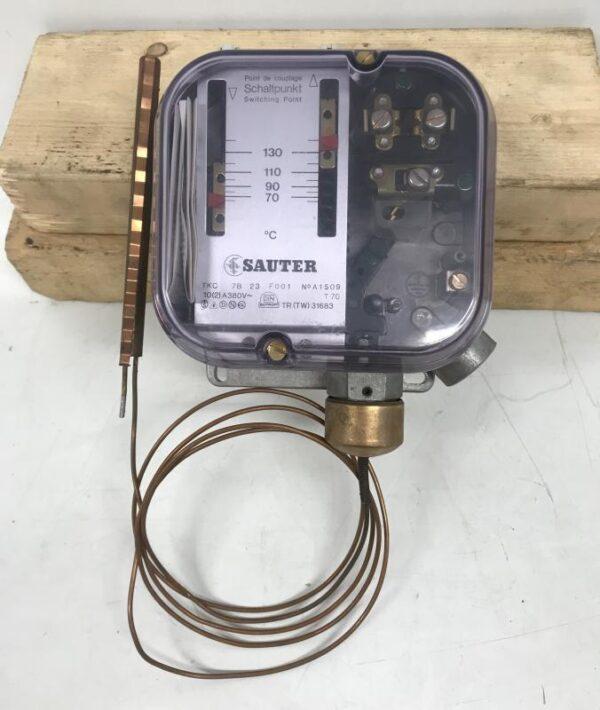 Sauter Temperature Switch TKC 7B 23 F001