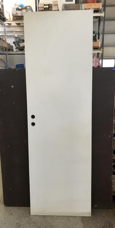 Vanha väliovi 62,5*204 cm vasenkätinen