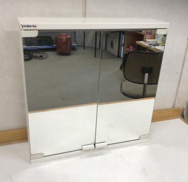 Polaria peilikaappi 55*55*14cm, valkoinen