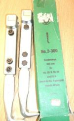 Kukko 3-300 Vetojalat 300 mm